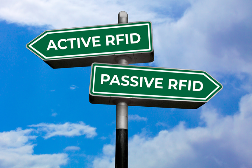 active-rfid-signpost