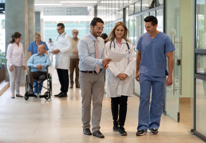 hospital-team